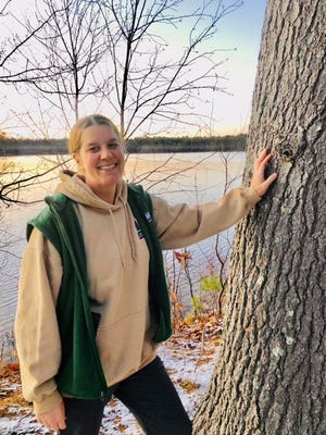 Heather Berklund was appointed as the state's new chief forester on Oct. 12, 2020.