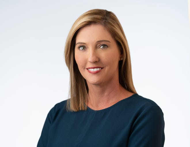 Holly Sullivan, Tennessee Chamber of Commerce and Industry 2021 Board of Directors chair and director of worldwide economic development for Amazon