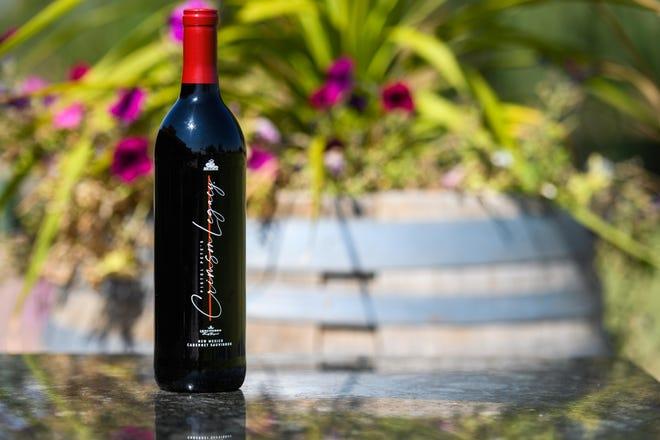 Crimson Legacy Wine, Lescombes Winery.