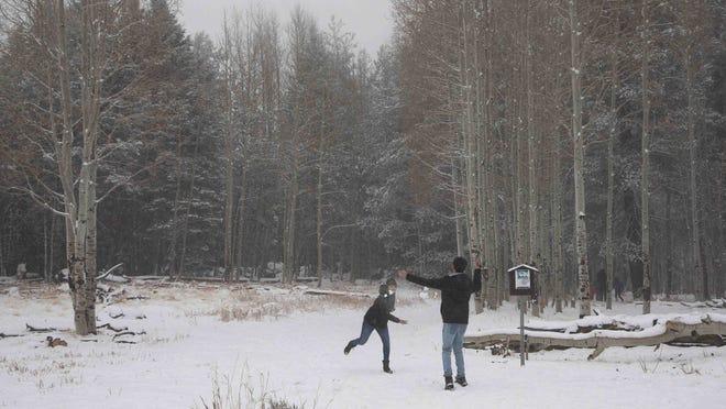 Arizona storm will bring snow to high country, rain to Phoenix