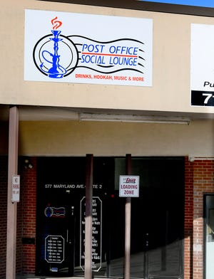 The Post Office Social Lounge on Maryland Avenue in York City Thursday, Dec. 10, 2020. Bill Kalina photo