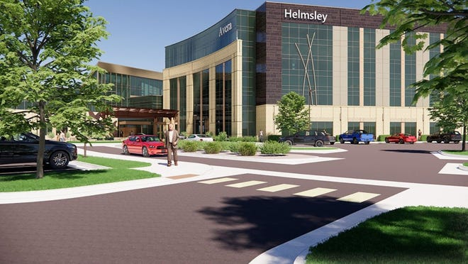 Avera Health is building a four-story, $28 million wing at the Avera Behavioral Health Center in Sioux Falls.