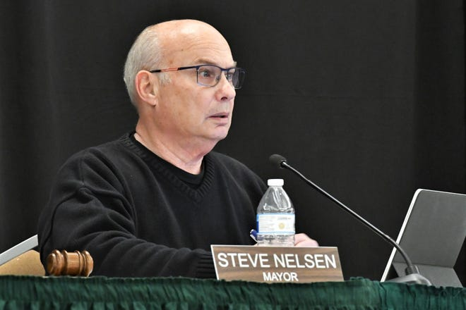 Steve Nelsen is Visalia's next mayor. He succeeds Bob Link, who retired from the council after 21 years of public service.