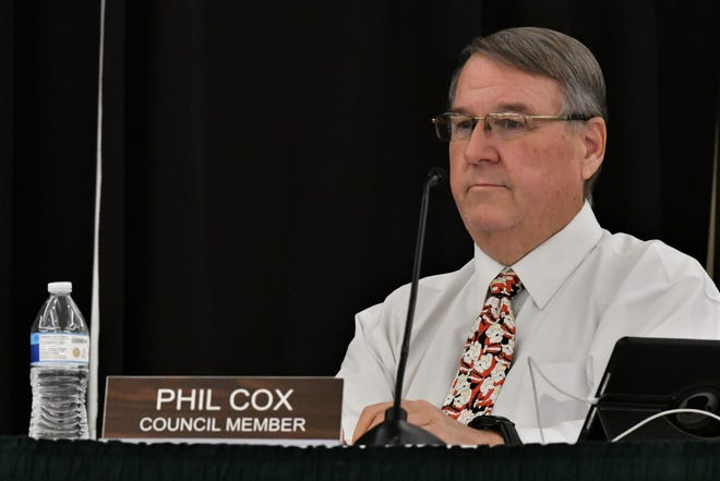 Visalia City Councilman Phil Cox died on Wednesday. He was 64.