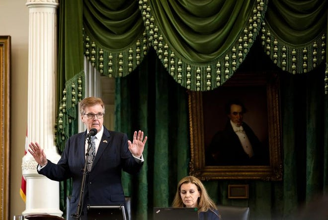 For the second time in his tenure, Patrick is recommending the lowering of the threshold, which would allow Republicans to continue deciding which bills are brought up for consideration without Democratic input.