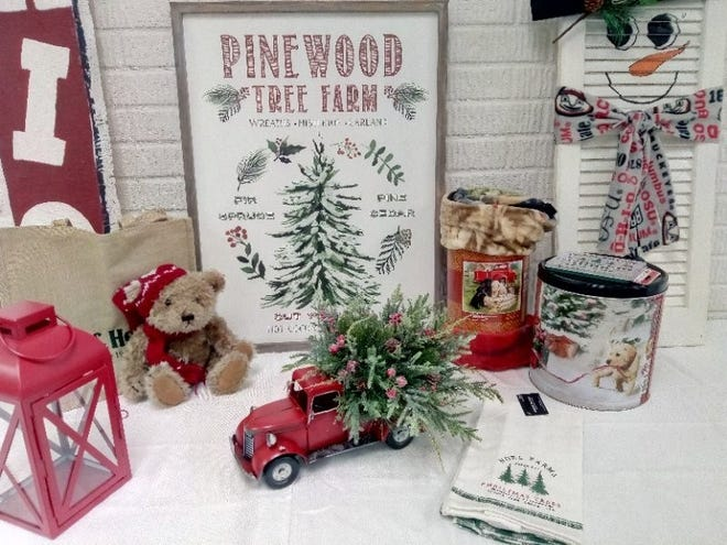 Items available at the PAWS of Muskingum County annual auction starting at 9 a.m. Saturday.