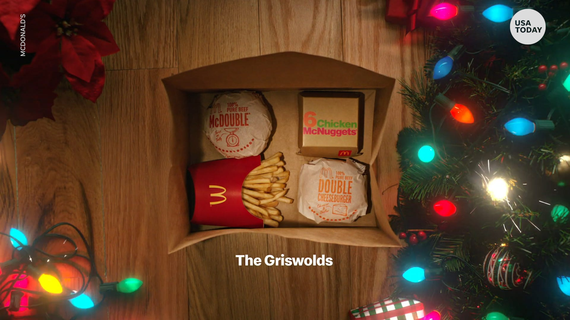 Wendys Hours Christmas Eve 2021 Mcdonald S Christmas 11 Days Of Free Holiday Deals