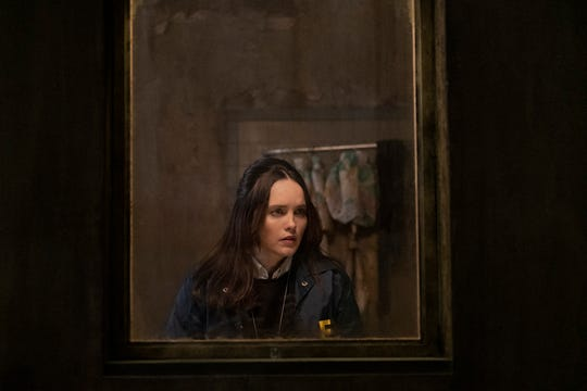 "Rebecca Breeds embodies FBI agent Clarice Starling in CBS' ""Silence of the Lambs"" spin-off ""Clarice."""