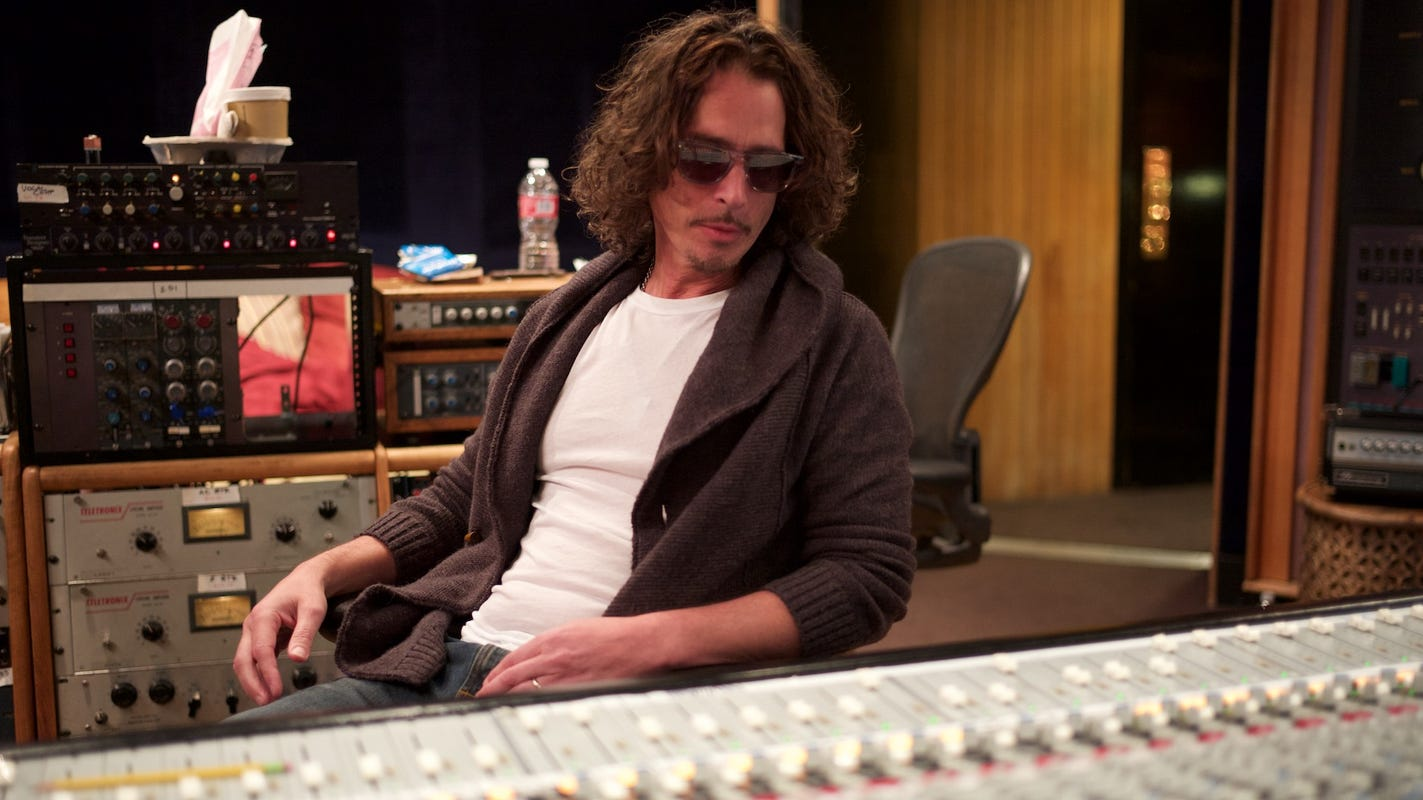 Chris Cornell covers John Lennon on new posthumous album; Vicky Cornell reflects on his legacy