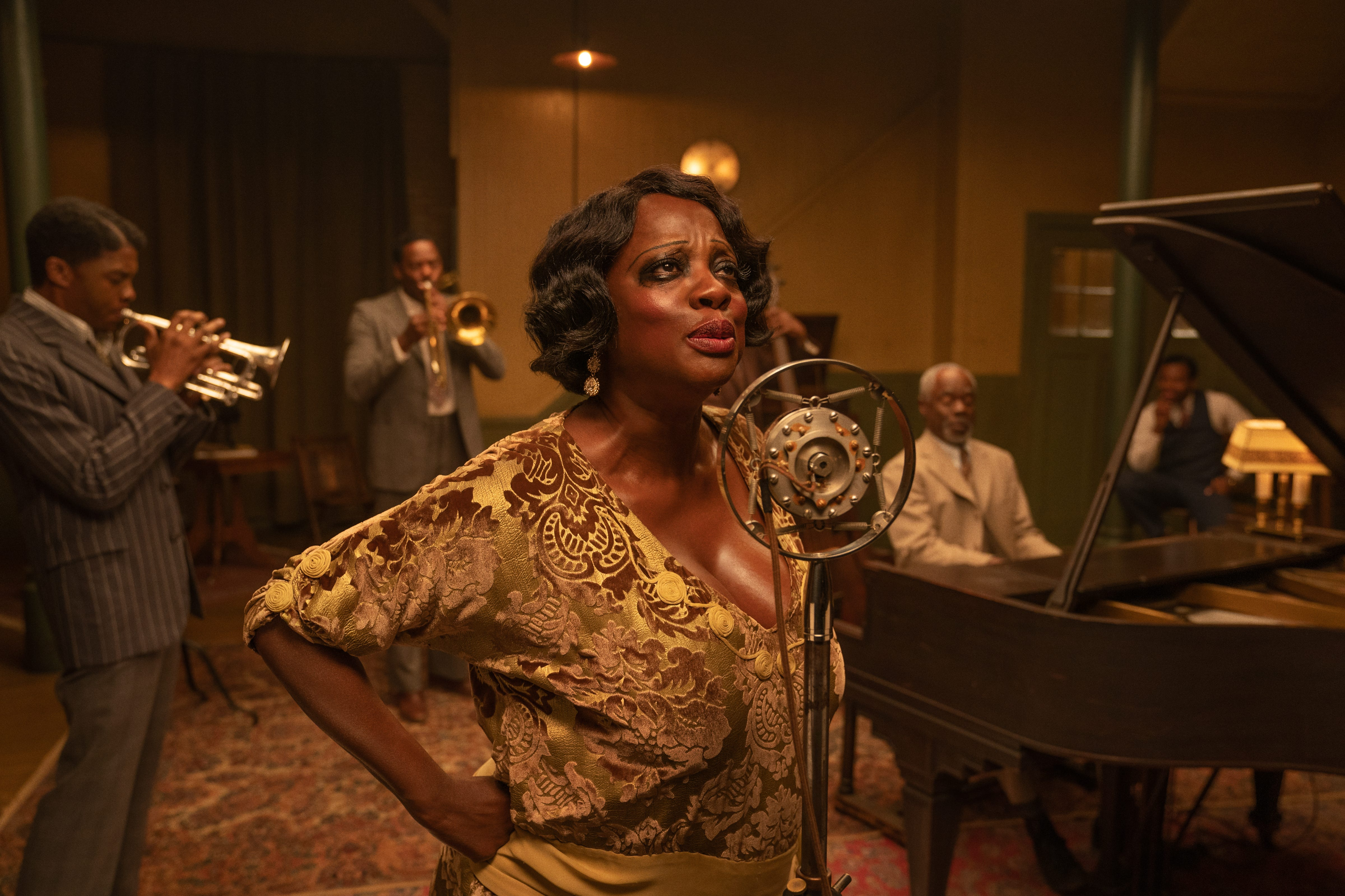 Viola Davis sings the blues and demands her worth in Netflix s  Ma Rainey s Black Bottom