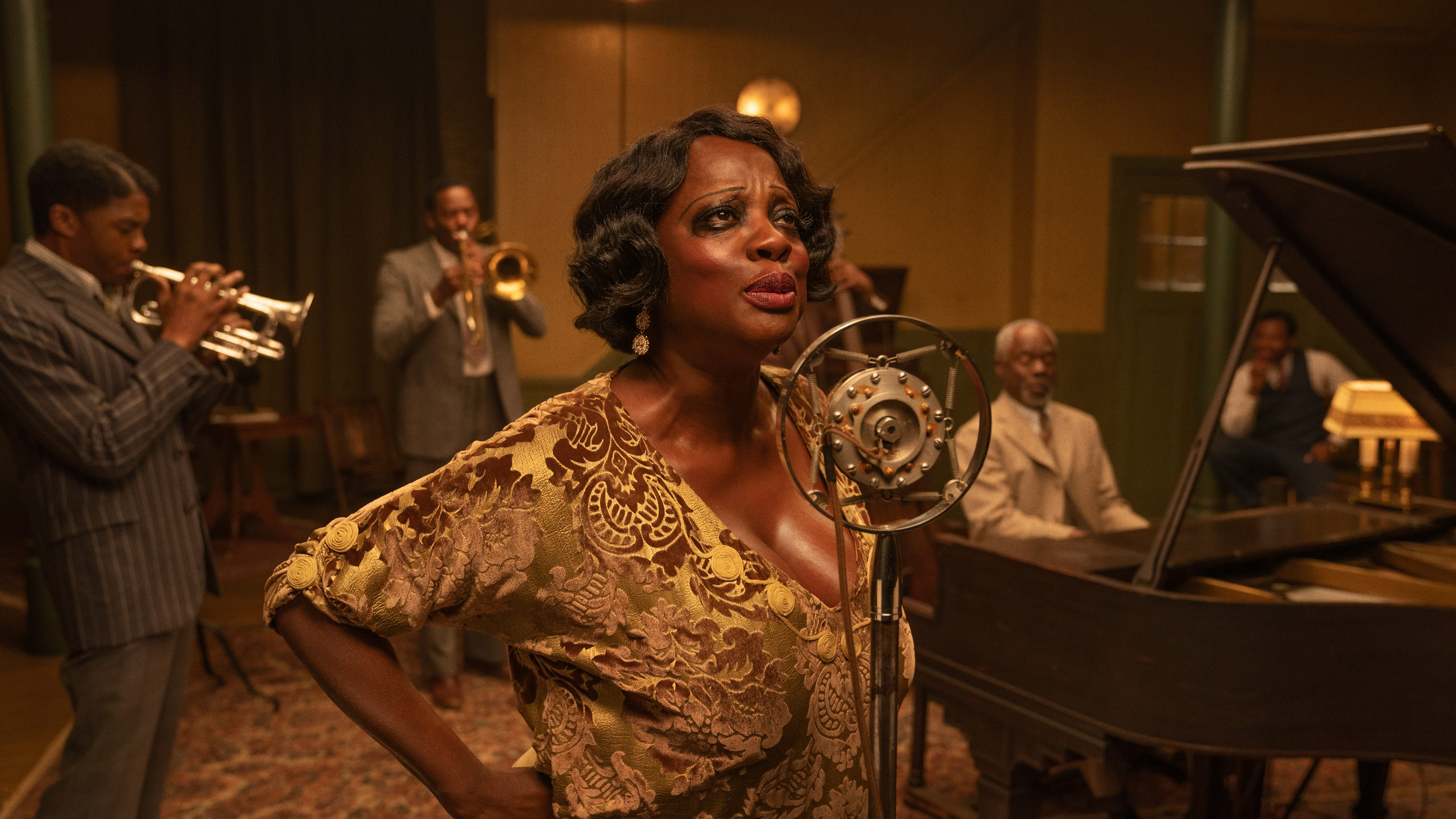 Netflix's 'Ma Rainey's Black Bottom': Viola Davis sings, transforms