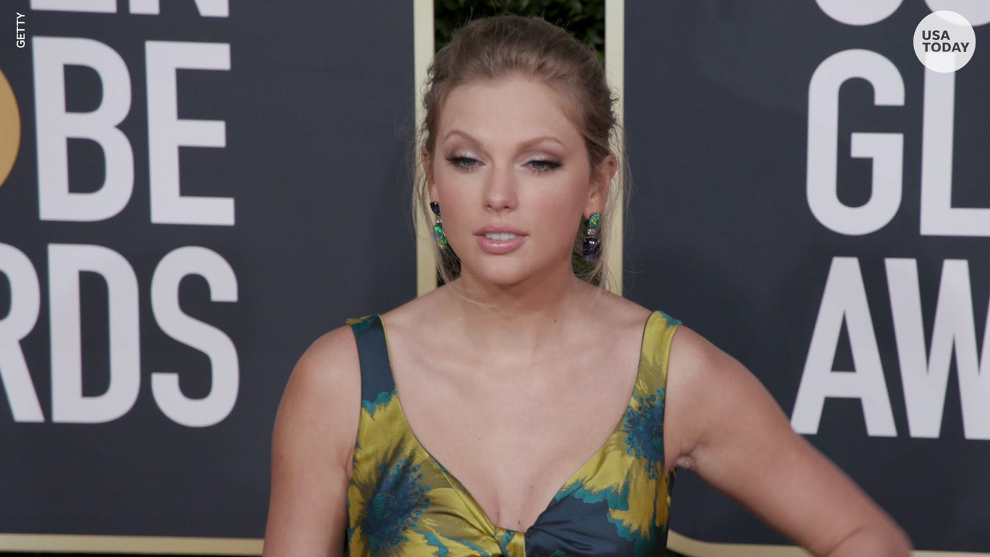Taylor Swift officially cancels Lover Fest tour because of 'unprecedented pandemic' - USA TODAY