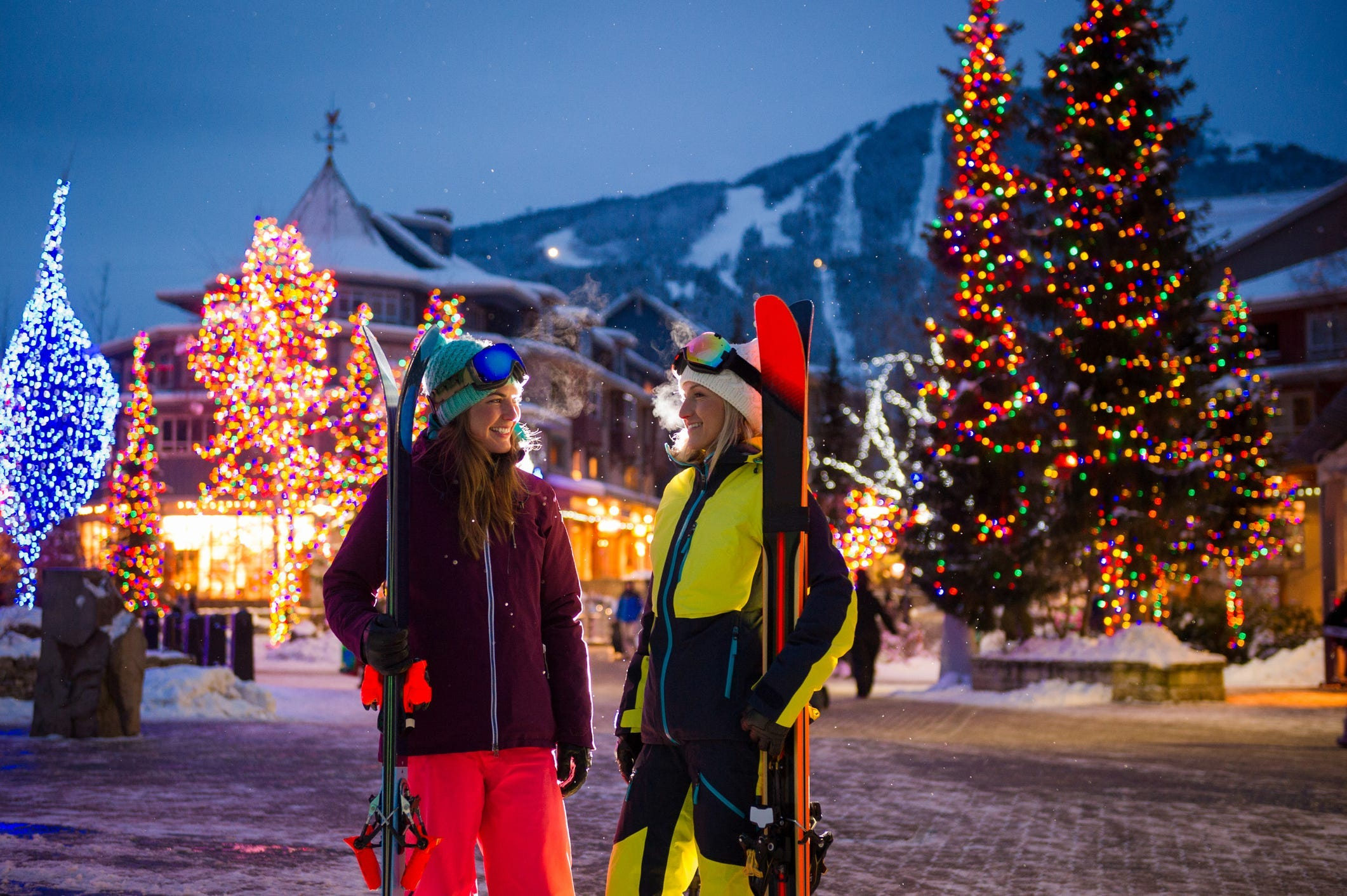 These are the best ski towns, according to readers