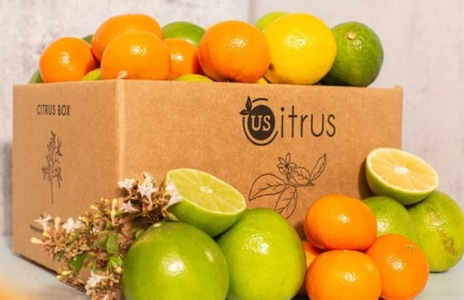 US Citrus sells a citrus subscription that can bring a taste of South Texas fruit to anywhere in the U.S.