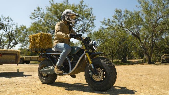 Central Texas-based startup Volcon plans a new headquarters facility in Liberty Hill where it will produce all-electric off-road vehicles, including a motorcycle dubbed the Grunt.