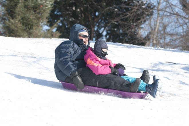 Snow days aren't going away despite extensive virtual learning networks, several local school district officials said.