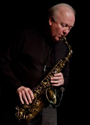 Saxophonist Bruce Abbott will be the guest artist for Sunday's virtual edition of Open Mic Classical.