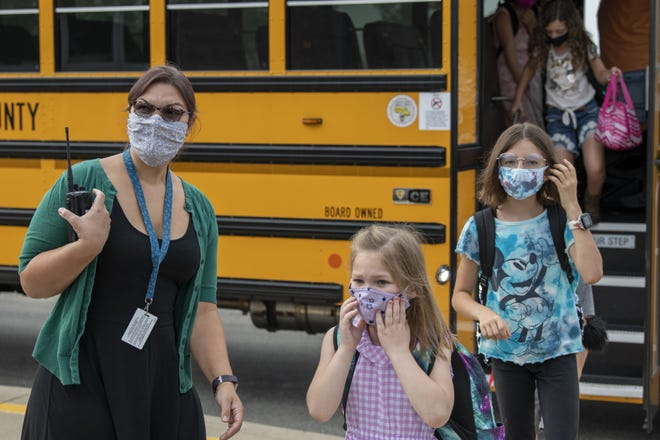Some school districts are retreating from in-person learning as the COVID-19 pandemic continues to afflict Ohio.