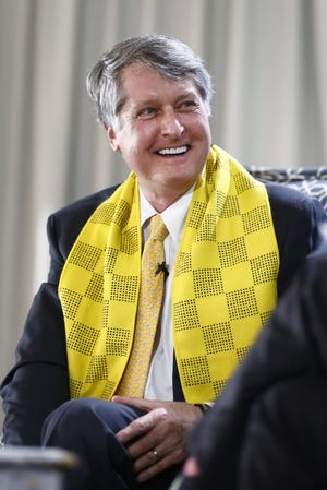 Pete Edwards went from team doctor to co-owner during the Save the Crew saga.