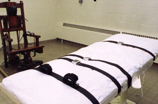 "When Ohio reinstituted the death penalty in the late 1990s, both the electric chair - 'Old Sparky"" - and a bed for lethal injection were available in the death chamber at the Southern Ohio Correctional Facility outside of Lucasville. Now both methods have been ruled out, leaving state policymakers struggling to come up with an alternative."