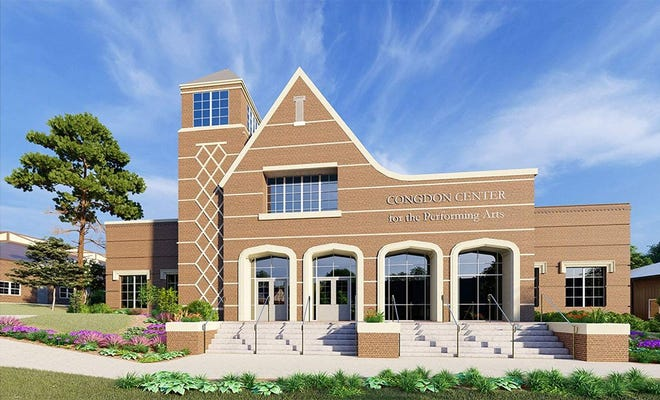 The $12 million Campaign for the Arts is an initiative to build an arts center, as pictured in this rendering, at the heart of the WCDS campus and fund its operations.