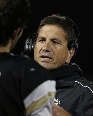 Former Galesburg High School football coach Tim Dougherty.