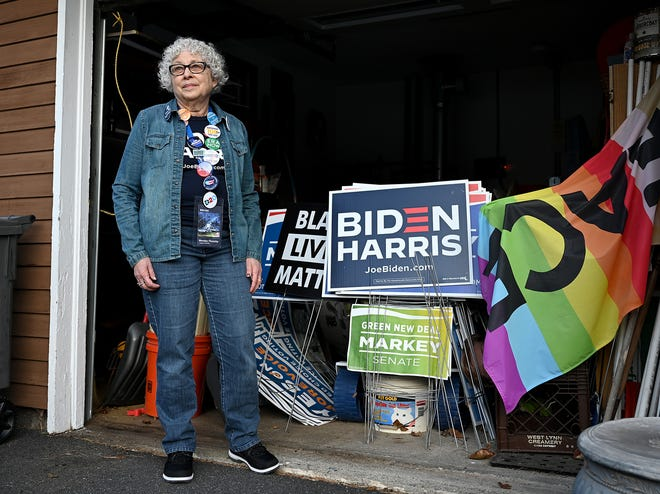 Framingham Democrat Norma Shulman is among 11 Massachusetts electors who will cast votes for President-elect Joe Biden and Vice President-elect Kamala Harris Monday at the Statehouse in Boston.