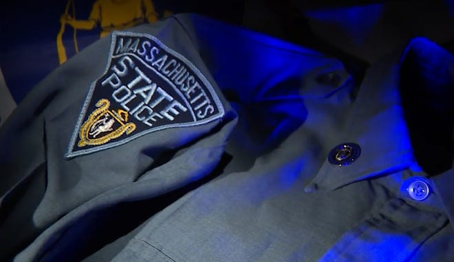Massachusetts State Police uniform