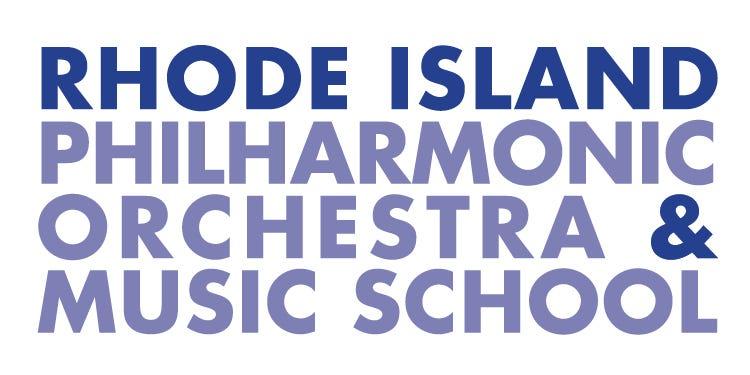 Rhode Island Philharmonic Music School Logo