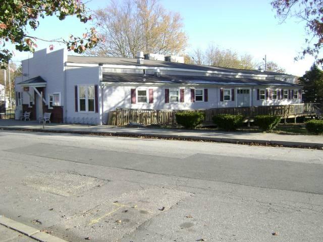 Former JONAH Community Center on 830 Oakland Beach Ave., Warwick, where police are investigating a marijuana grow.