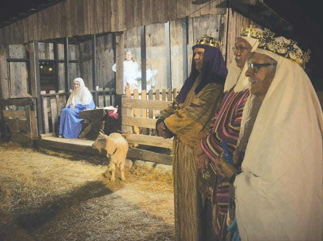 Shawnee's Redeemer Lutheran hosts a live nativity event every December, but this year it joins a list of other events that have been canceled because of COVID-19.