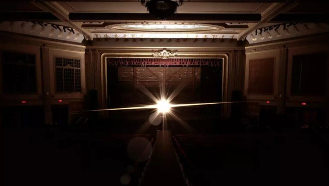 The spotlights at the Zeiterion Performing Arts Center will remain dark through June 2021 officials announced.