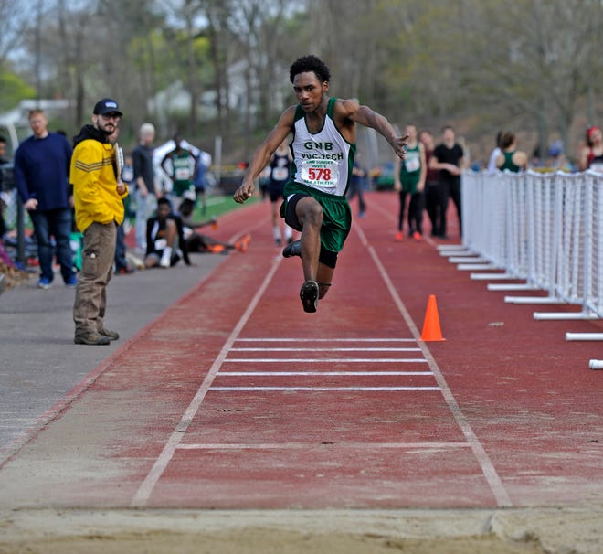 It's been nearly 10 months since GNB Voc-Tech's Alex DaCruz has competed in track and field.