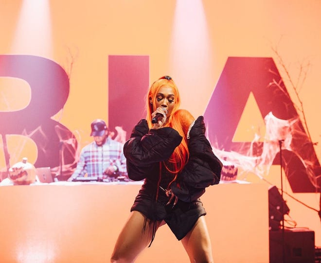 BIA was named Artist of the Year by the 2020 Boston Music Awards.