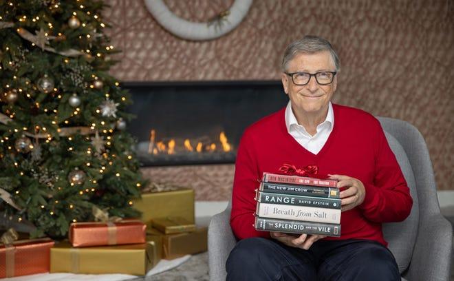 Bill Gates presents his favorite books of 2020.