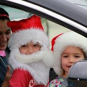 All had fun during the Cruisin' with Santa & Friends event hosted by Allied Machine and Engineering.