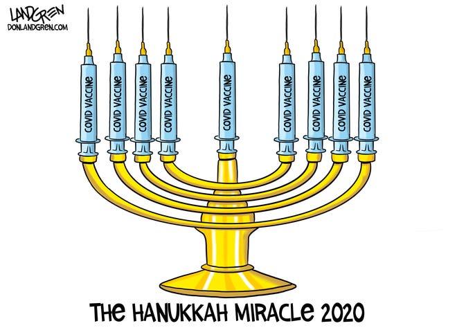 The Hanukkah Miracle 2020