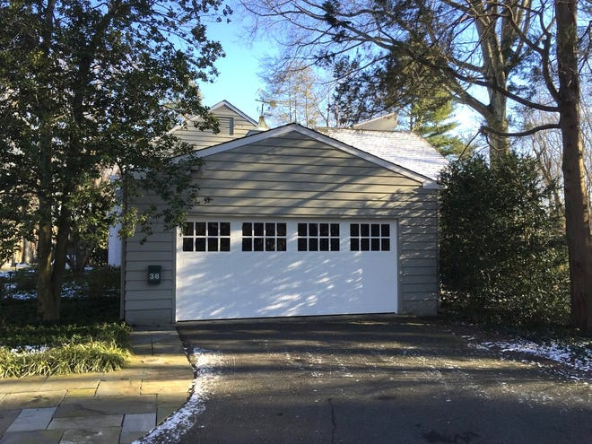 Follow these 5 garage door maintenance tips this winter.