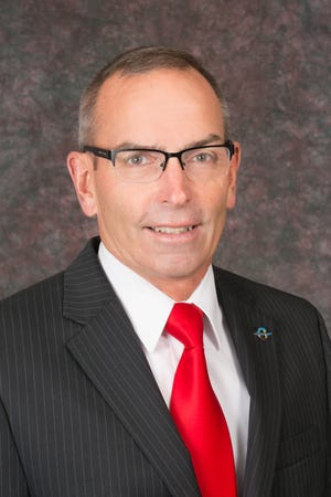 Wayne Justice was elected Wednesday as chairman of the Canaveral Port Authority board. He is the District 3 port commissioner.
