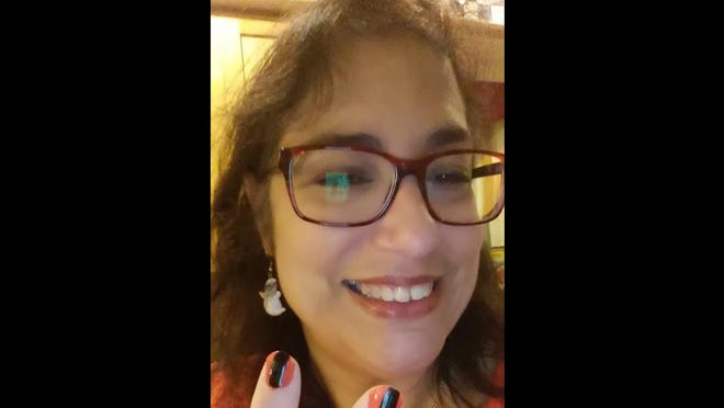Johnson Middle School teacher Elizabeth Toro