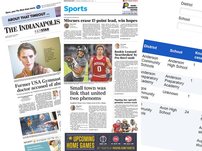 From award-winning investigations and columnists to  databases that reveal need-to-know information, IndyStar has you covered.