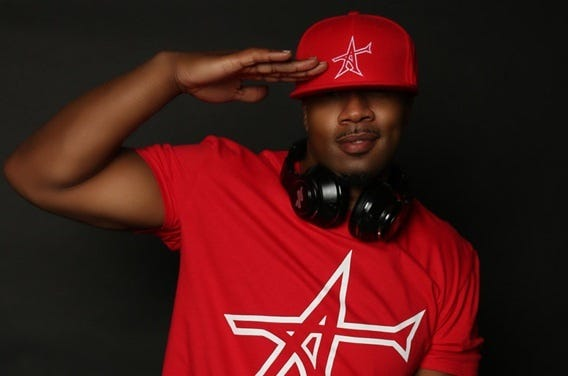DJ Gee-A is joining hip-hop/R&B station Hot 105.7.