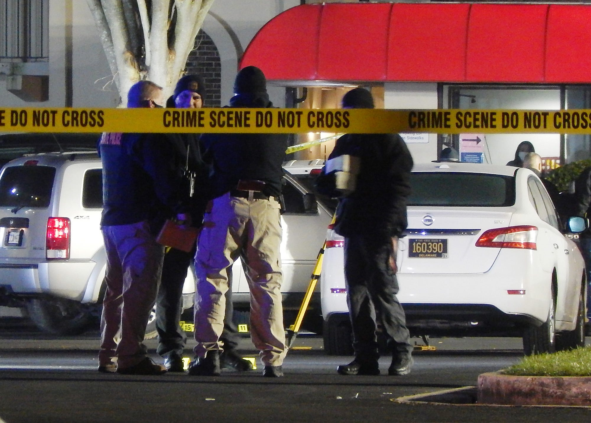 Police cleared for killing man who shot Milford officer, fired at others at Rehoboth Beach motel