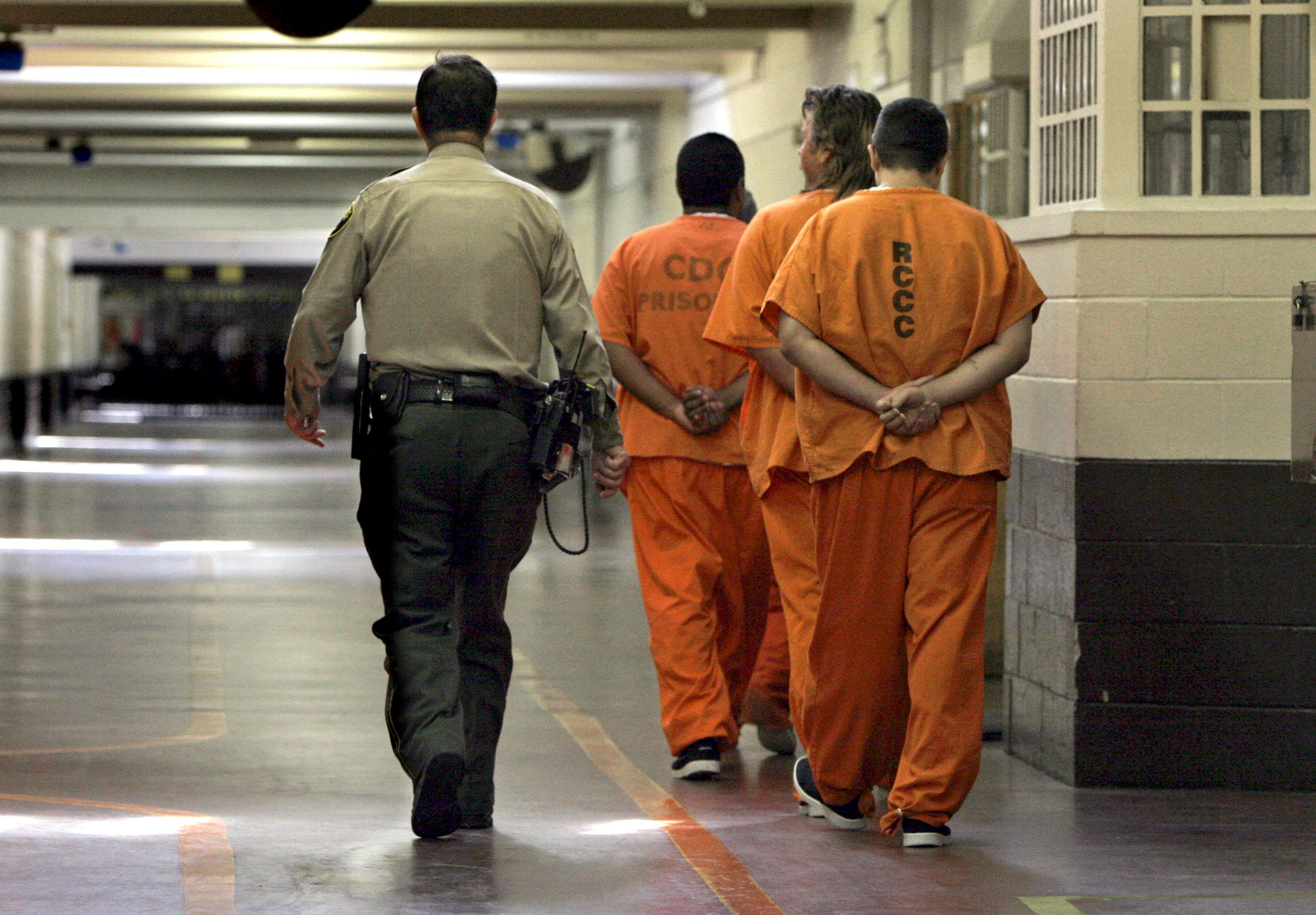 COVID-19 compels U.S. to reform prisons: Priscilla Chan, Brian Hooks