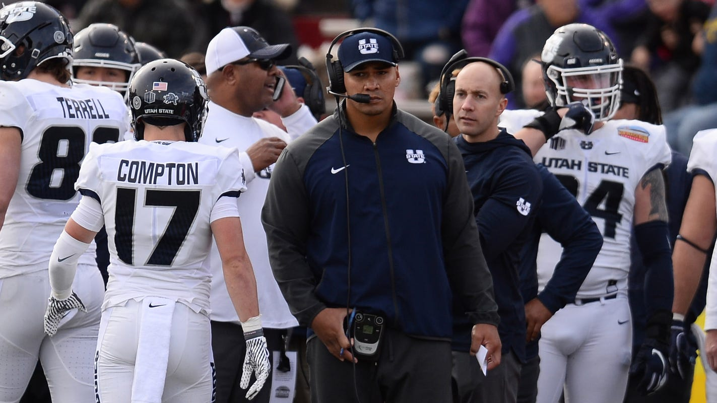 Utah State football players opt out of season finale after comments by school president