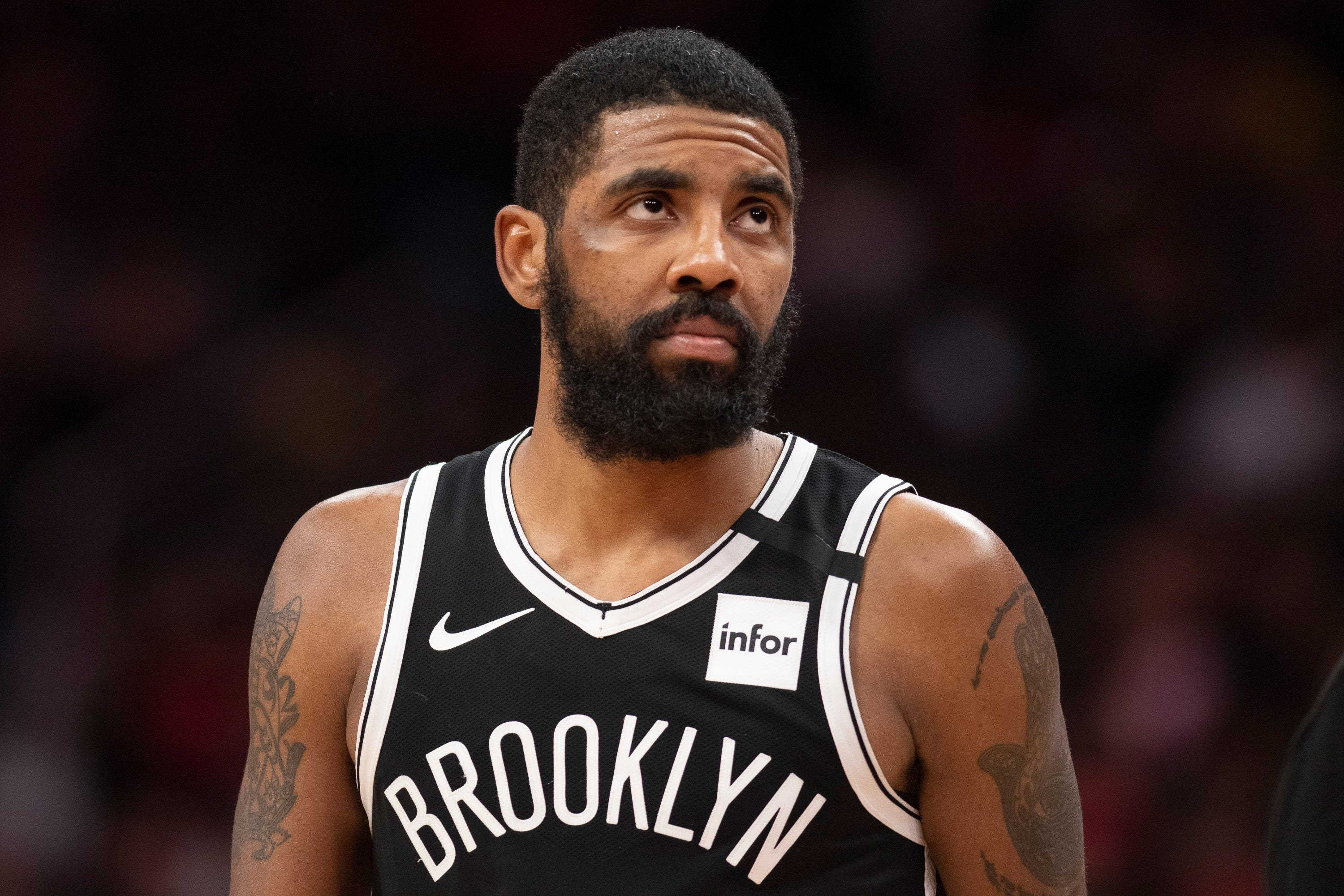 Kyrie Irving Nets Fined By Nba After Brooklyn Star Refuses Interviews