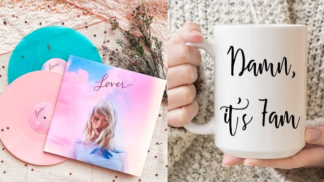10 amazing gifts every Taylor Swift fan will love