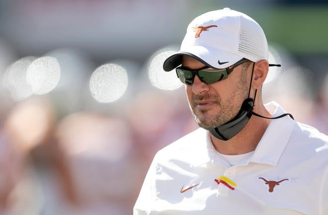 Tom Herman  is 31-18in four seasons at Texas and has not won a Big 12 championship. But he has compiled four straight winning seasons and a 3-0 bowl record. Before his arrival, the Longhorns had gone through three straight losing seasons.