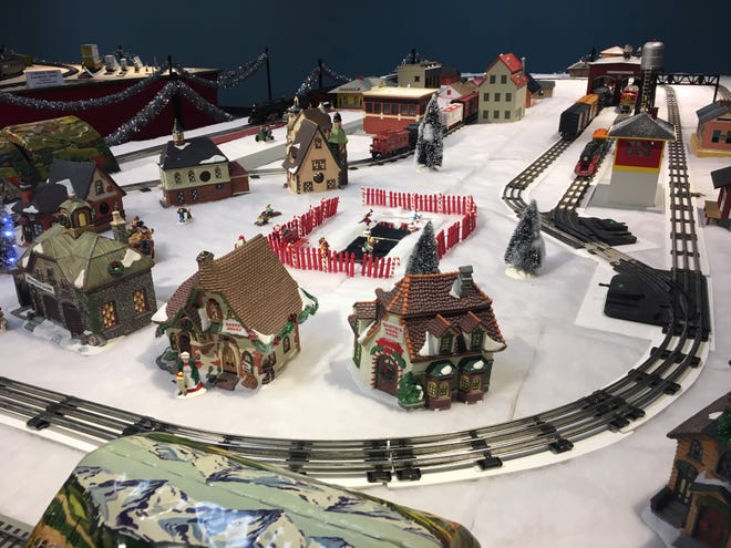 The Science Spectrum and the Lubbock Model Railroad Association put on a Holiday train exhibit now through Jan. 4 in Lubbock.