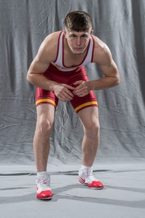 Ramazan Attasauov will be a red-shirt freshman for the Iowa State University wrestling team this upcoming season. He recently won a U23 National Championship.